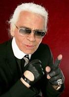 Карл Лагерфельд создал солнцезащитные очки для некрасивых лиц