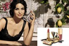 Dolce&Gabbana создали коллекцию косметики в честь Моники Беллуччи