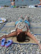 Почти все люди толстеют во время отпуска