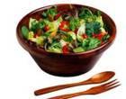Салат с вареной колбасой или ветчиной