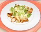 Салат из дичи под маринадом
