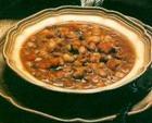 Суп из бобовых консервов