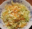 Красный салат (из краснокочанной капусты)