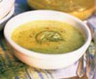 Суп из свежих огурцов