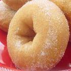 Пончики заварные