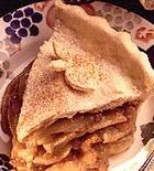 Яблочный пирог-2