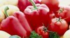 Перец болгарский и помидоры в кисло-сладком маринаде