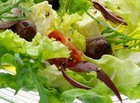 Салат-зелень