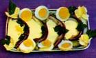 Закуска из пряной мойвы