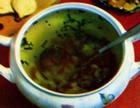 Суп пикантный с креветками