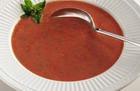 Томатный и апельсиновый суп
