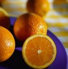 Апельсины в красном вине
