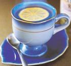 Кофе с лимоном