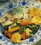 Рыбное филе по-лейпцигски