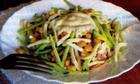 Салат с кальмарами «Прибой»