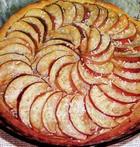 Королевский яблочный пирог