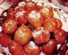 Творожные шарики со сладкой начинкой