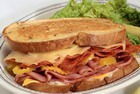 Бутерброд «Слойка»