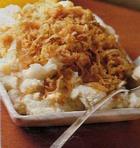 Картофельное пюре по-немецки с квашеной капустой