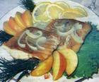 Рыба «На гребне волны»