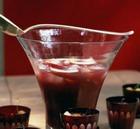 Пунш с вишневым ликером