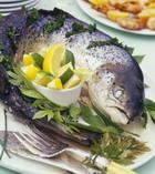 Стерлядь, лососина или осетрина по-американски