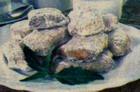 Масленичное печенье
