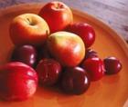 Яблочно-сливовый суп