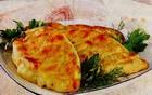 Пирожки с рыбой и рисом