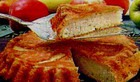 Пирог яблочный по-французски
