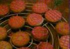 Австрийское печенье с нугой