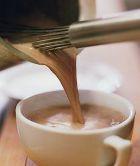 Кофейно-творожный крем