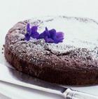 Пряный пирог с какао