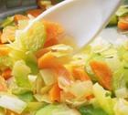Овощи на сковороде по-французски