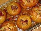 Осенний яблочный десерт