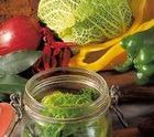Капустный салат с томатами