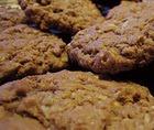 Печенье из сушеных семечек