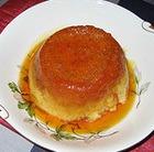 Пудинг из хлеба  с лимоном