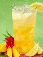 Лимонно-яблочный напиток