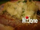 Мясо под майонезом