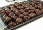 """""""Шоколадные"""" пирожки"""