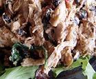 Салат слоеный с черносливом