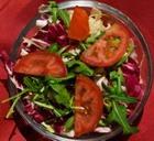 Салат капустный с ветчиной