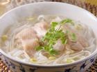Суп-лапша с цыпленком