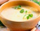 Картофельный суп по-азиатски