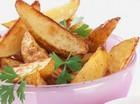 Пряный печеный картофель