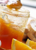 Желе из апельсинов
