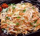 Салат по-китайски с картофелем