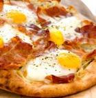 Пицца с «бычьим глазом»