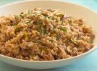 Рис с тушеной говядиной